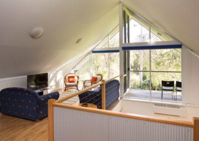 Upstairs Lounge Room