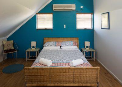 Upstairs Queen Bedroom & Ensuite